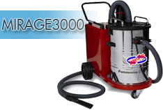 VACUUM CLEANERS - INDUSTRIALS SOLUTIONS FOR GENERAL CLEANING